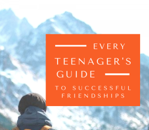 Teen Devotion on Friendships