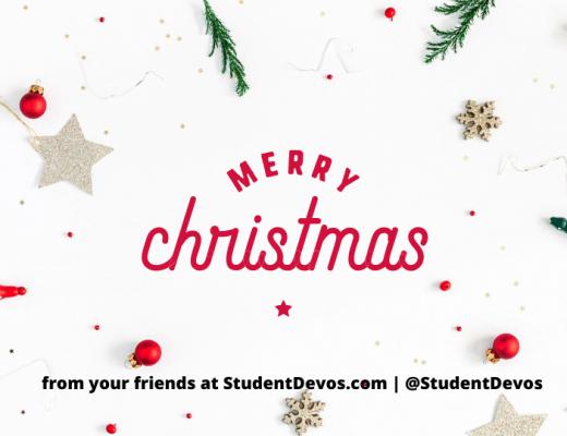 Merry Christmas from StudentDevos