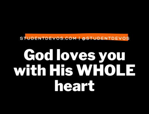 Teen Devotion on the love of God