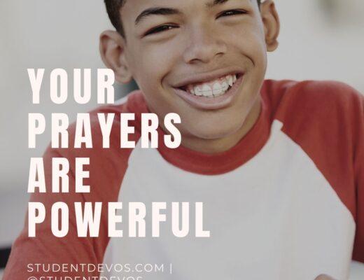 Daily Bible Verse on Power of Prayer