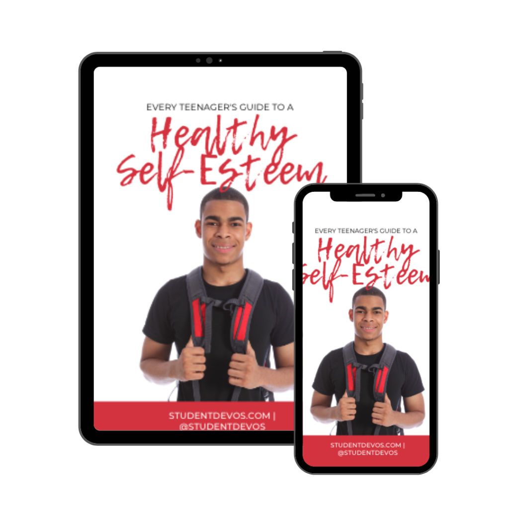 Healthy Self-Esteem Devotional Icon