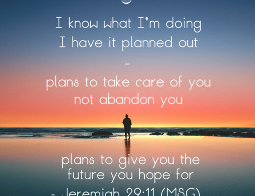 Teen Devotion Jeremiah 29:11