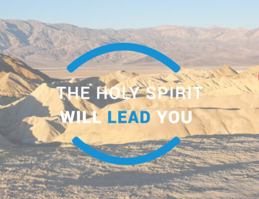 The Holy Spirit Will Lead You