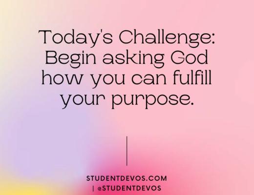 Fulfilling Purpose