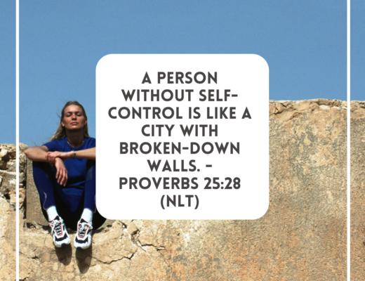 Proverbs 25:28