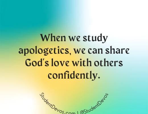 Apologetics for teens