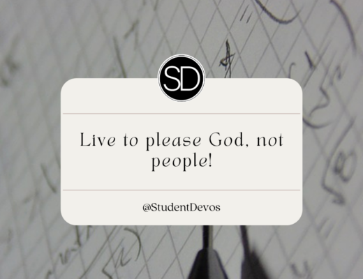 Live to Please God not people icon